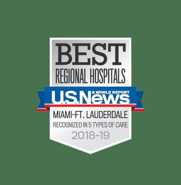 Us News Best Regional Hospital Fort Lauderdale Florida Fl Holy Cross Health